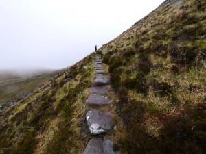 Quite steep!
