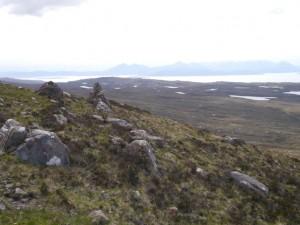 Overlooking Skye