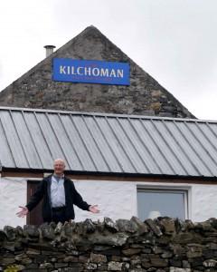 Kilchoman - new distillery - and surprisingly good!
