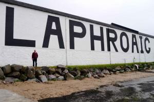 Laphroaig - Nice and peaty!