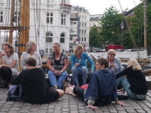 Hen party in Nyhavn?