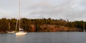 The Djupviken Fjord...