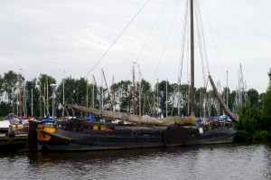 Dutch Sailing Barge