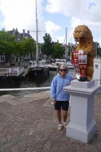 Halsingen Lion