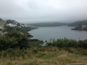 Grey day in Falmouth