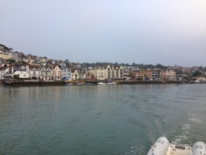 Leaving Dartmouth
