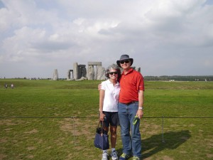 Dorks at Stonehenge!