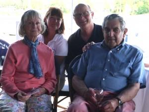 Lynn, Rachelle, Bill and Charlie