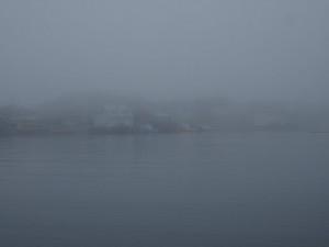 Foggy Dover