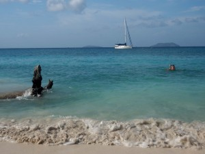 Our Beach - Cinnamon Bay