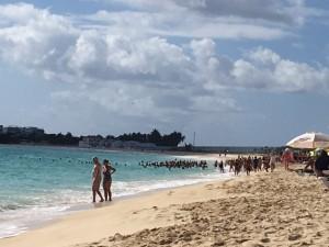 """""""Polar"""" Splash - Sint Maarten style!"""