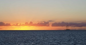 Sunset - Barbuda