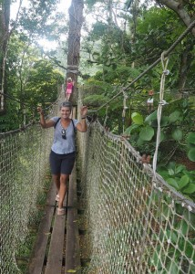 Canopy Walk in the Garden