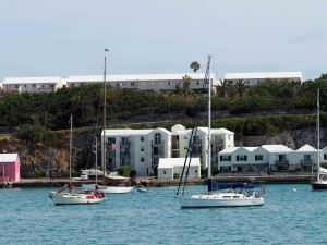 Toodle-oo! lies to anchor in St. George's