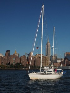 Perigee in the East River